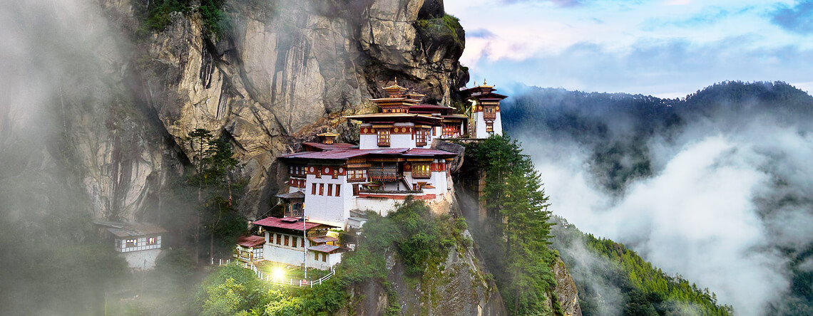 4 Days Bhutan Paro Thimphu Tour