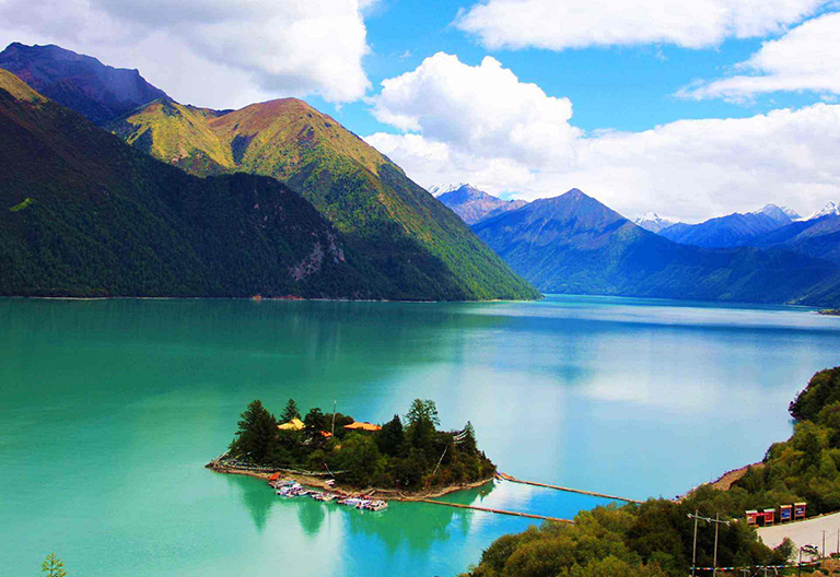 Lake Basum-tso: Tibet's Small Switzerland!