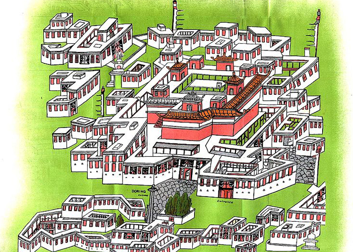 Jokhang Temple Lhasa Tibet Facts And Travel Guide