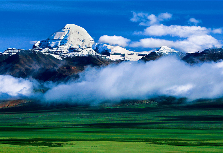 Holy Mountain - Mt. Kailash