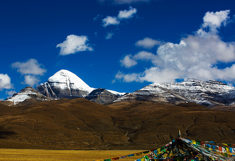 Mt. Kailash South Face