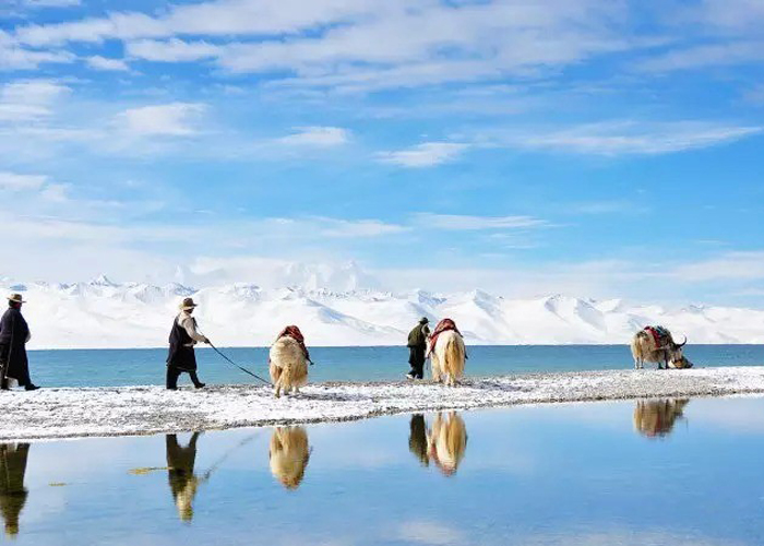 Namtso Lake Tibet – Highlights, Introduction, Facts and ...