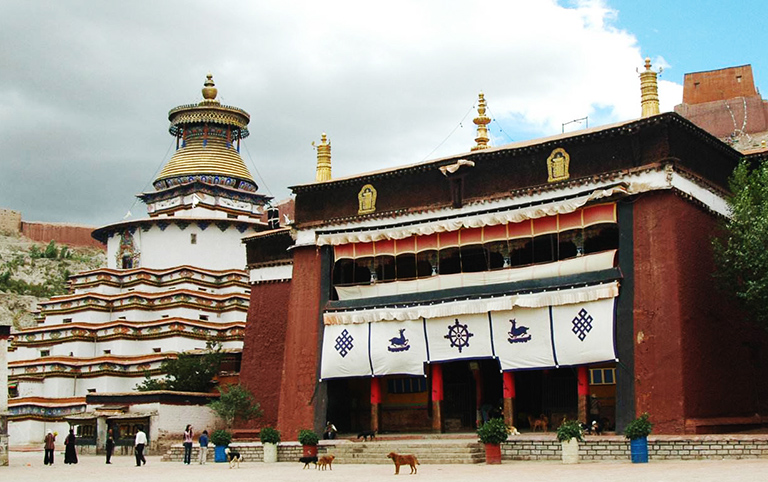Tibet Ancient City Tour