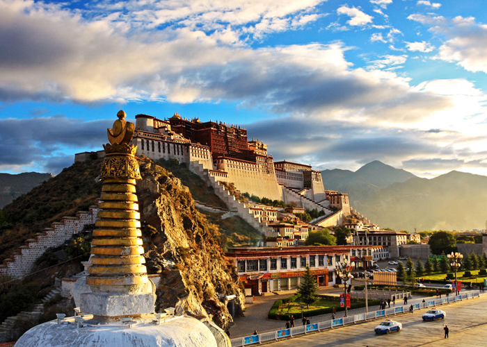 Potala Palace Lhasa Tibet Facts History Highlights