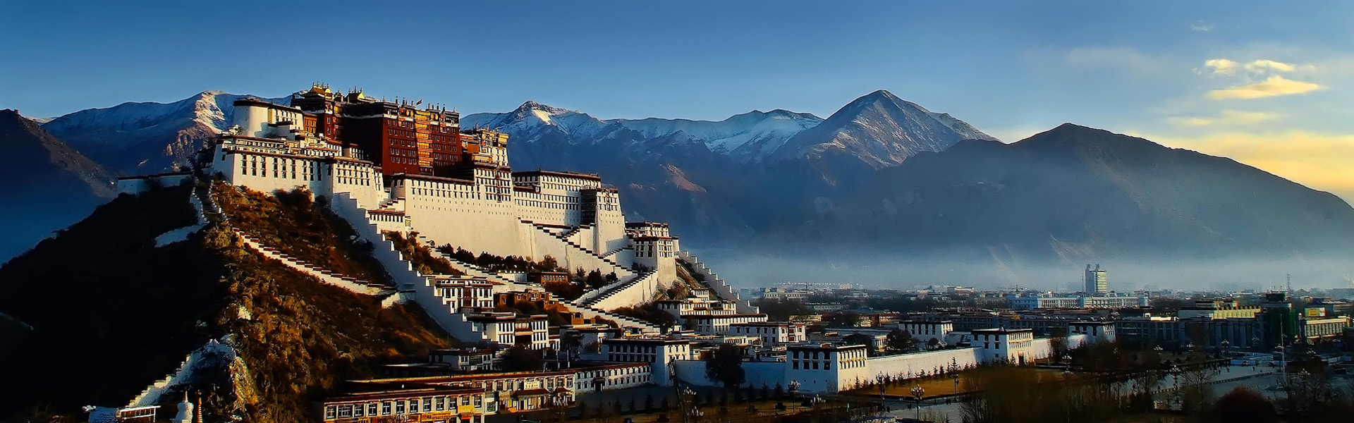 Image result for The Potala Palace in Lhasa