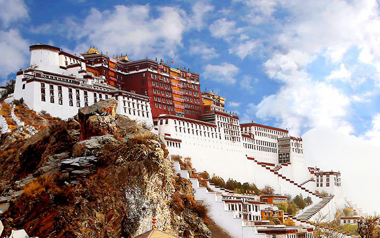 Get an impression of Tibet's majesty and charm; suitable for people who have limited traveling time.