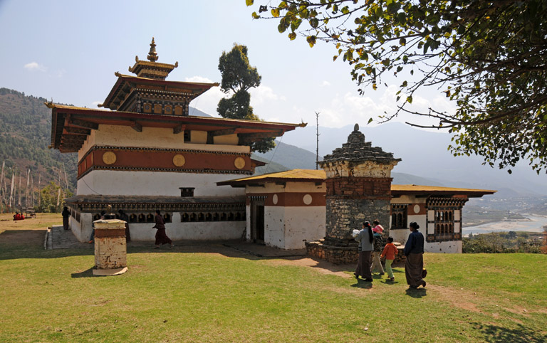 Chimi Lhakhang - Temple of Fertility