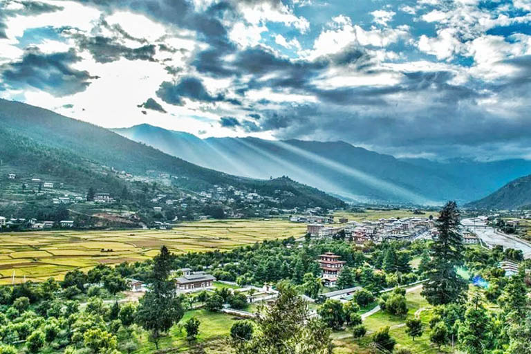 Bumthang Valley