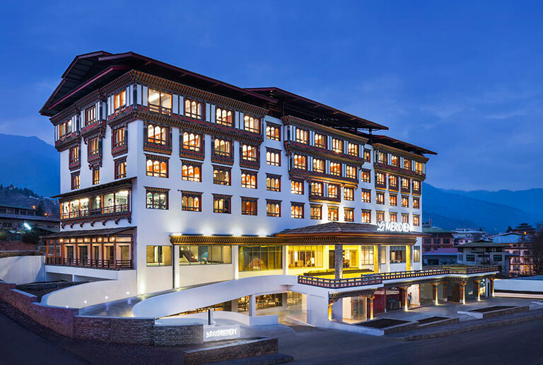Hotels in Thimphu