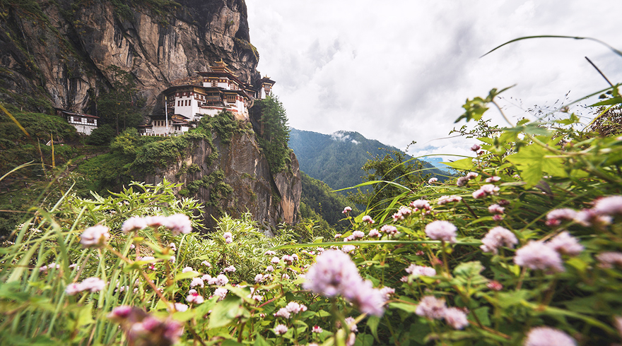 Transfer to Bhutan and explore the mystery of Land of the Thunder Dragon