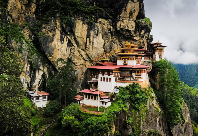 12 Days Nepal Bhutan Leisure Vacation Tour Package