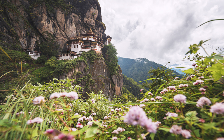 Mysterious Tiger's Nest Monastery
