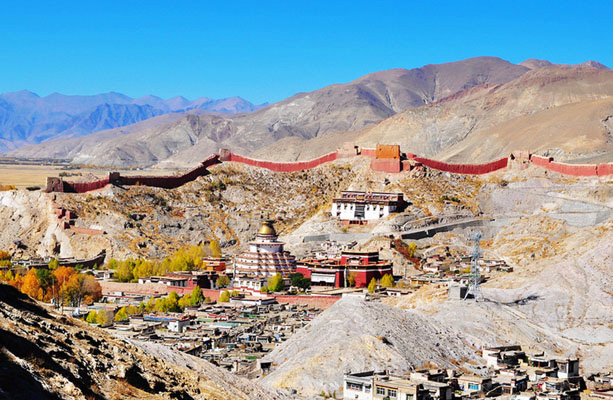 Travel to Tibet from China