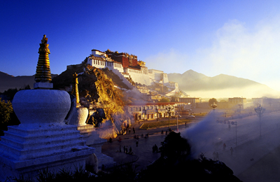 Holy City Tour (Lhasa)