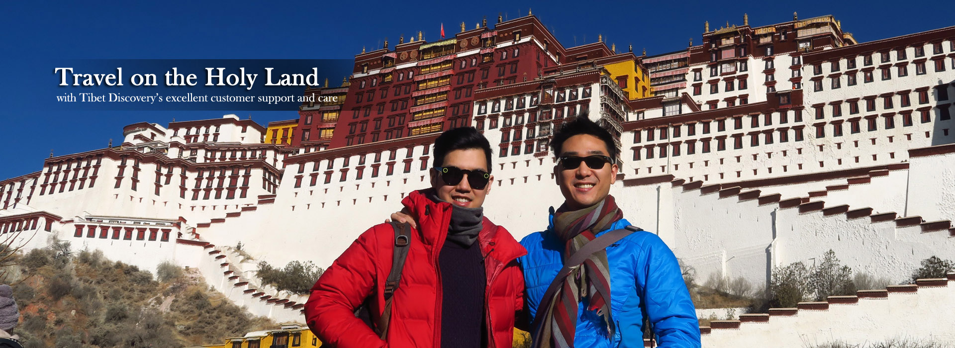 Customer Supports for Our Tibet Travel