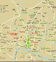 kathmandu maps maps of kathmandu kathmandu travel maps