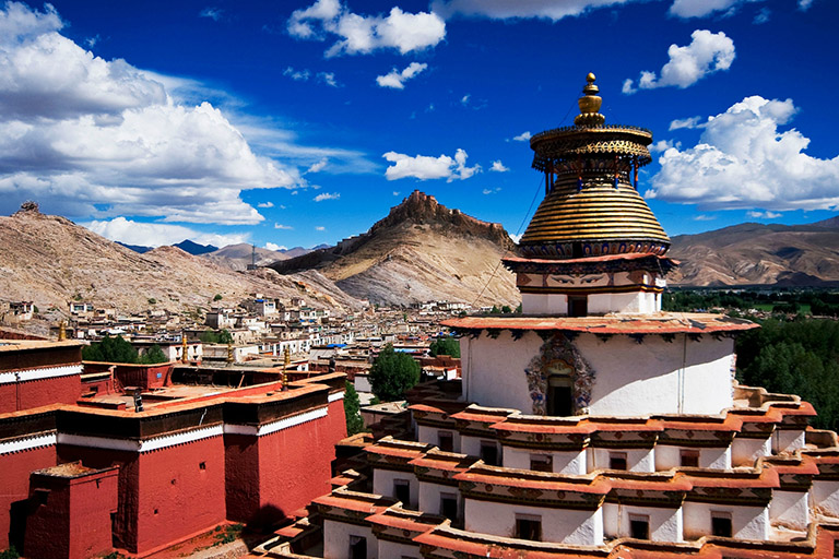 Tibet Top 10 Destinations