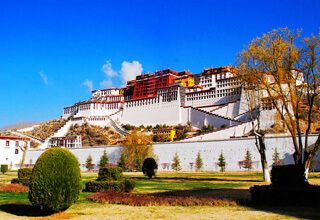 4 Days Holy City Lhasa Group Tour