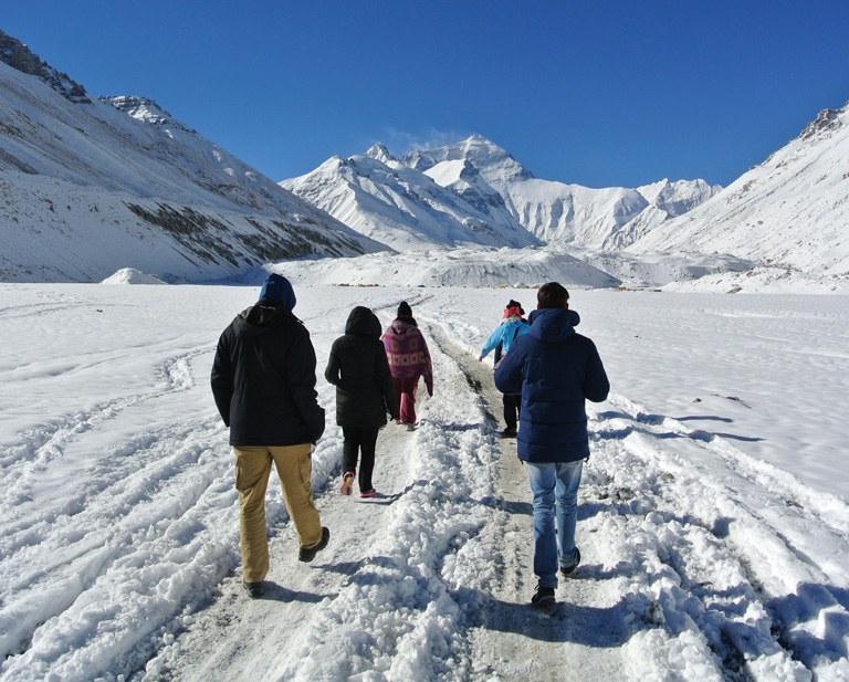 Budget Tibet Group Tour