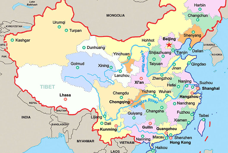 Group Visa For Tibet Entry From Nepal Permits For Travel To Tibet From Nepal