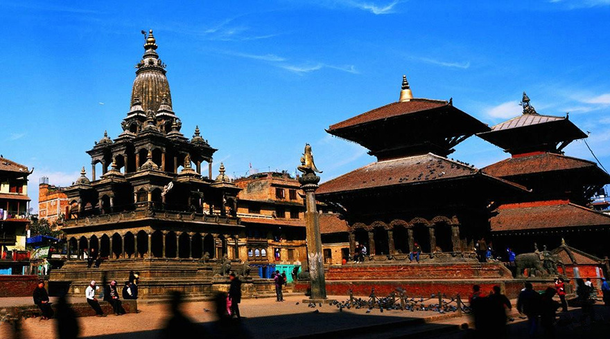 Kathmandu Durbar Square - Landmark, Old Royal Palace and Great Collection of Ancient Temples and Palaces