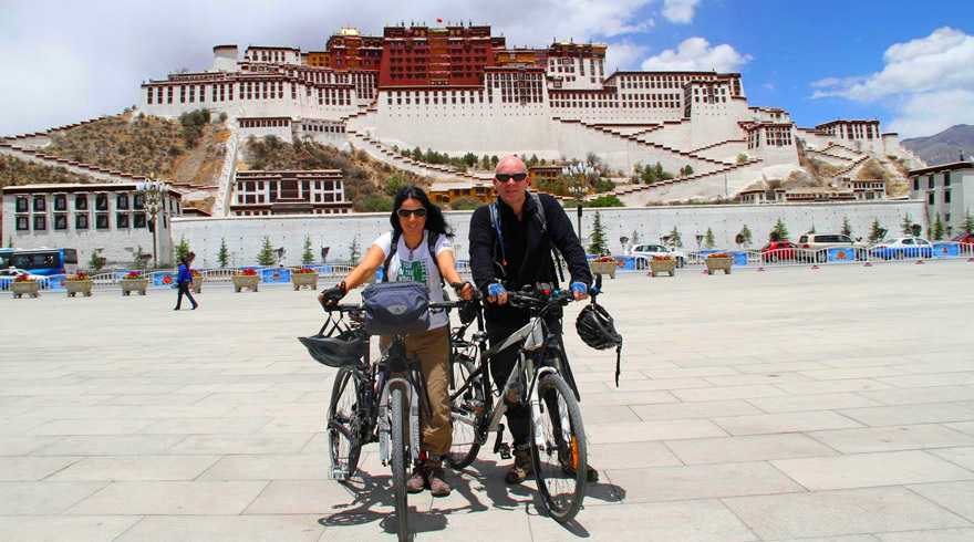 Lhasa Kathmandu Overland Cycling - Ultimate Himalaya Adventure