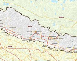 Nepal Maps   Detailed Nepal Travel Maps 2019/2020