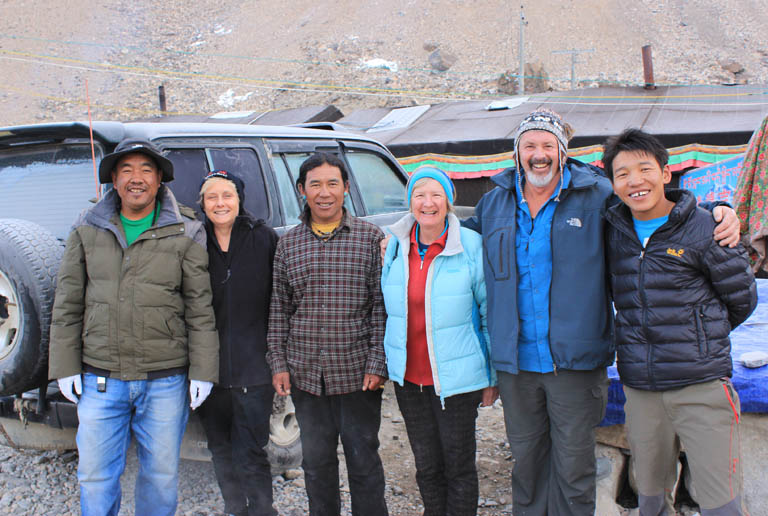 Customers of Tibet Discovery