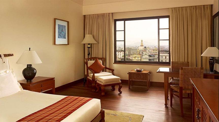 Hokke Hotel Lumbini Hotel in Lumbini Nepal Trek & High