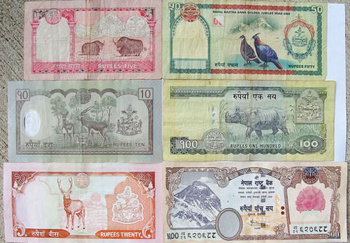 currency exchange rate nepal usd