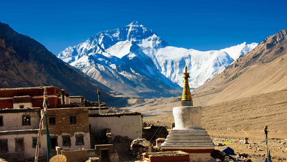 Environment-protecting Measures Take Place in Everest and Namtso