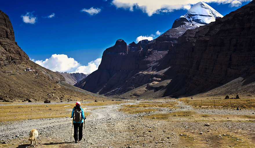 Memorable Trekking Encircling the Holy Mount Kailash