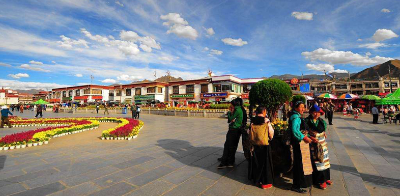 We are located in Lhasa, the Capital city of Tibet.