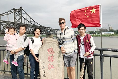 Dandong Tour in Northeast China