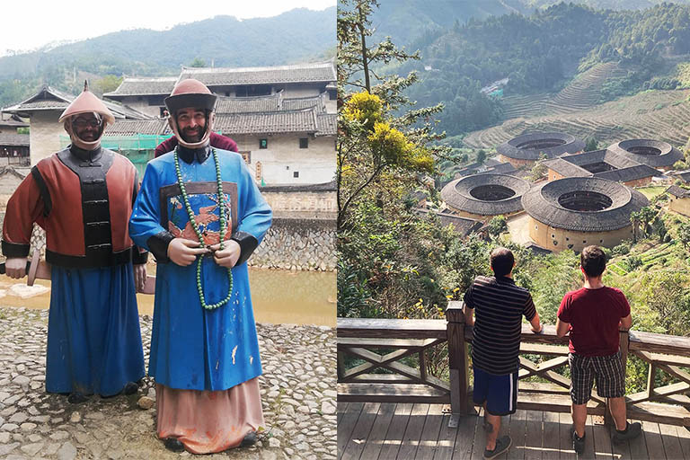 China Xiamen & Fujian Tulou Tours
