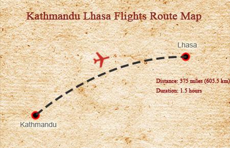Flights To Tibet Tibet Flights Routes Schedule And Fares
