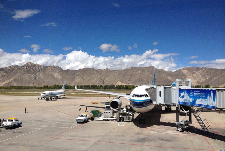 Lhasa Ngari Flights