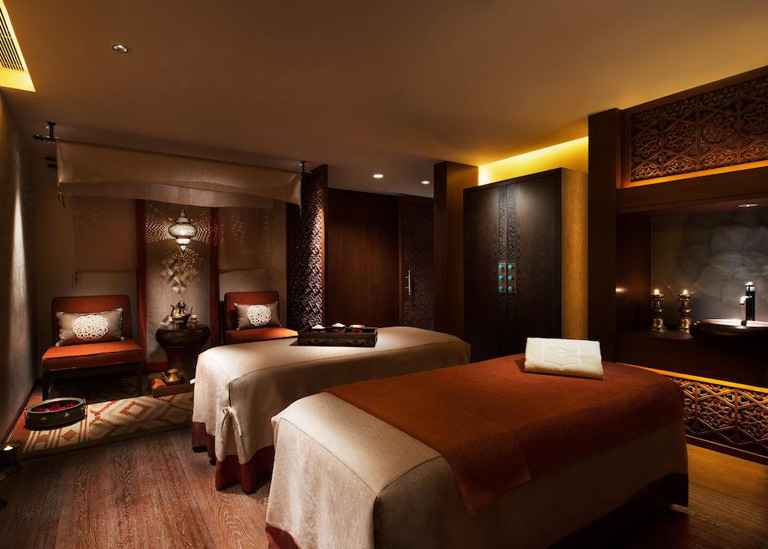 Chi Massage of Shangri-La Hotel Lhasa