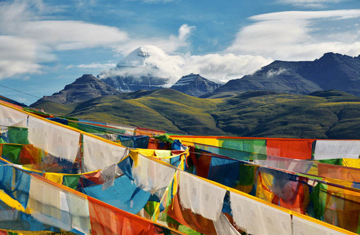 Tibet Mount Everest and Kailash Tour