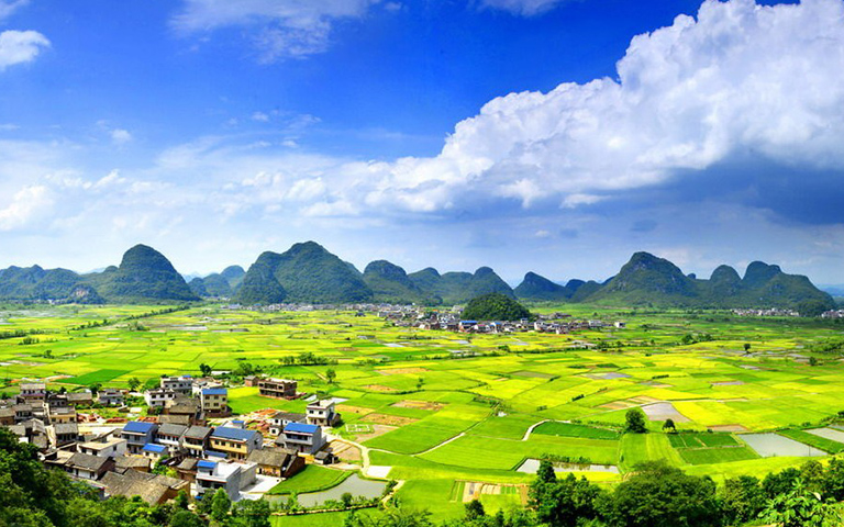 Incredible Landscape of Yangshuo