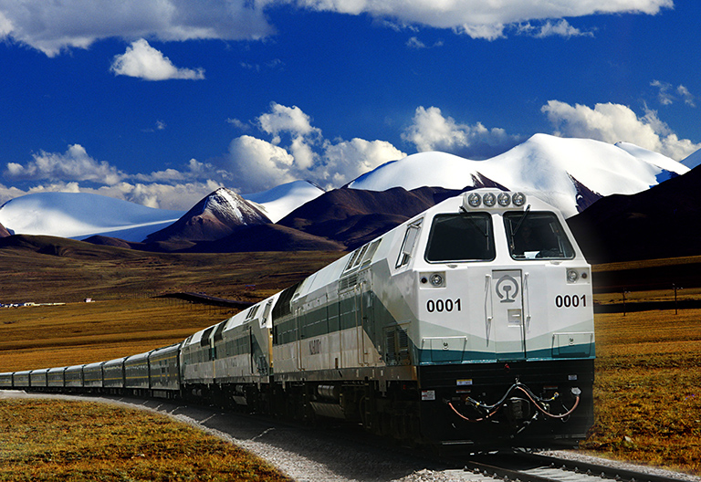 Train to Lhasa