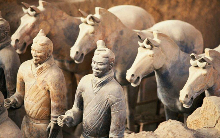 Terra-Cotta Warriors - Eighth Wonder of the World