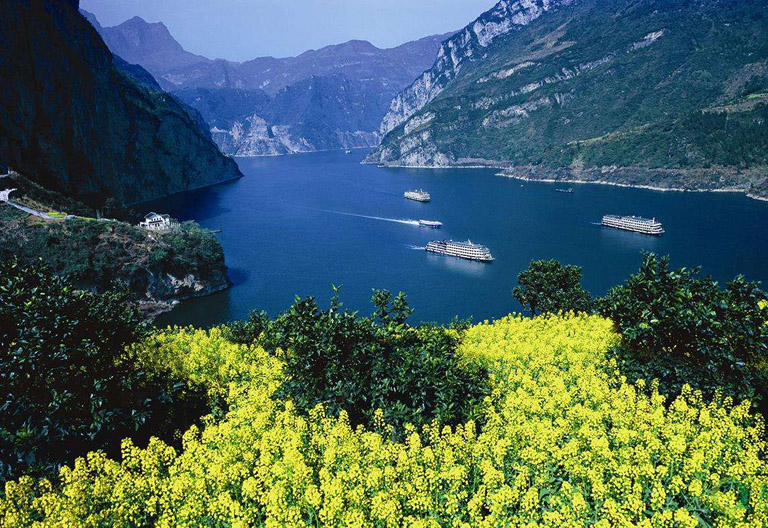 Relaxing Yangtze River Cruise