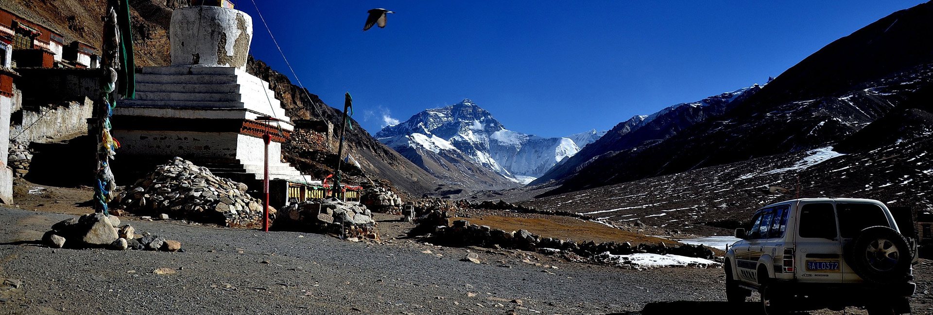 Everest Tours and Travel