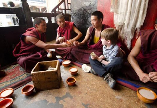 Tibet Family Travel
