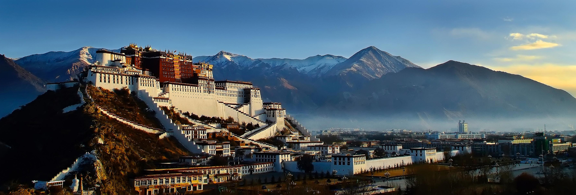 Lhasa Tours and Travel