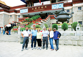 Lhasa Seniors Tour to Lhasa Museum