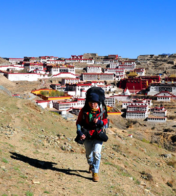 Tibet Hiking & Trekking