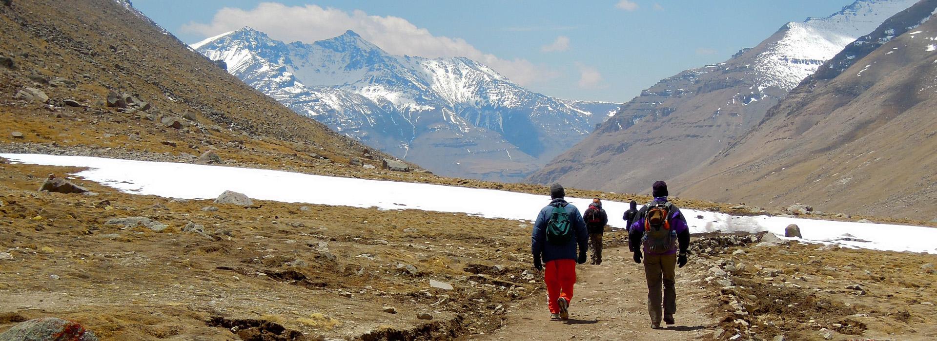 Tibet Trekking Rota Tavsiyeleri