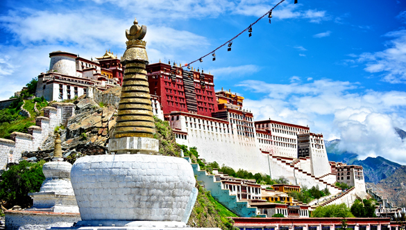 Entrance Fees Changes from June 1, 2012 in Tibet
